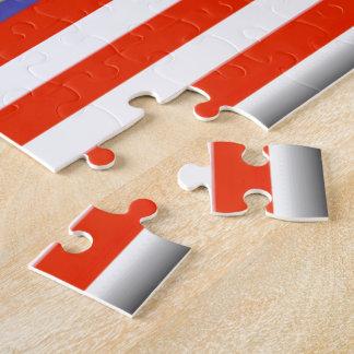 Malaysia Flag Puzzle