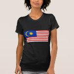Malaysia Flag T-shirts