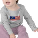 Malaysia Flag T Shirts
