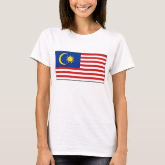 Malaysia Flag x Map T-Shirt