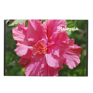 Malaysia Hibiscus iPad Air Cover
