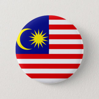 Malaysia High quality Flag Pinback Button