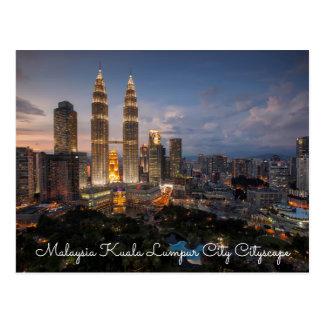 Where to buy postcards in kuala lumpur