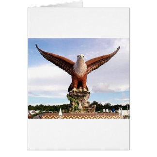 Malaysia Langkawi Island Eagle_e.jpg Card
