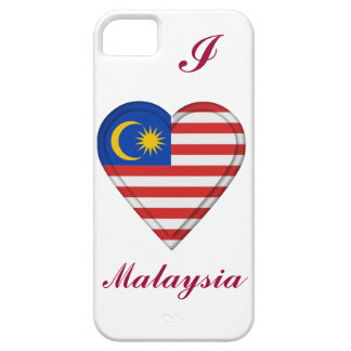 Malaysia Malaysian flag iPhone 5 Case