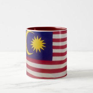 Malaysia -Mug- Two-Tone Coffee Mug