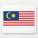 Malaysia National Flag Mouse Pads