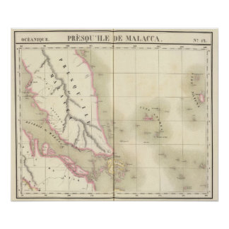 Malaysia Oceania no 12 Poster
