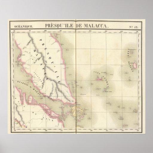Malaysia Oceania no 12 Print