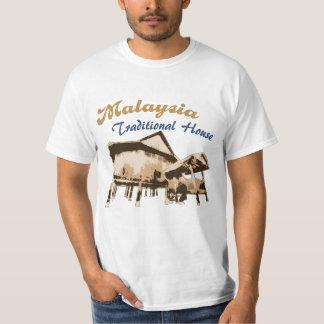 Malaysia Traditional House T-shirt