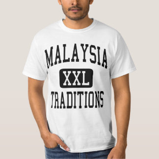 Malaysia Traditions T Shirt