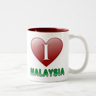 Malaysia Two-Tone Coffee Mug