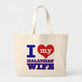 Malaysian designs bag
