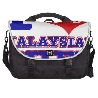 Malaysian designs laptop messenger bag