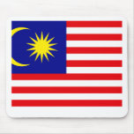Malaysian Flag Mouse Pads