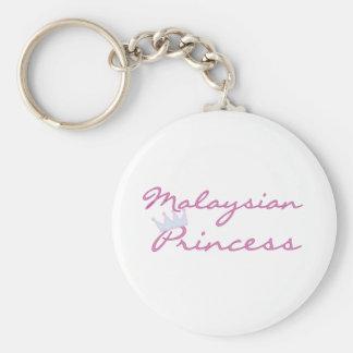 Malaysian Princess Key Chain