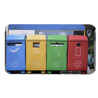 Malaysian Recycling Bins Barely There iPod Covers