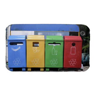 Malaysian Recycling Bins Case-Mate iPhone 3 Case
