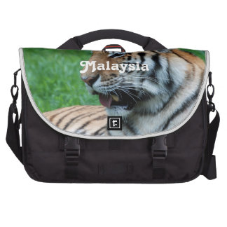 Malaysian Tiger Computer Bag