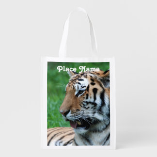 Malaysian Tiger Grocery Bags