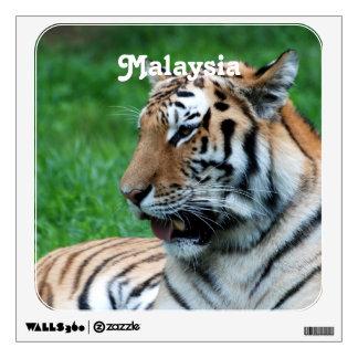 Malaysian Tiger Room Graphics