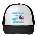 Malaysians are my Homies Trucker Hat