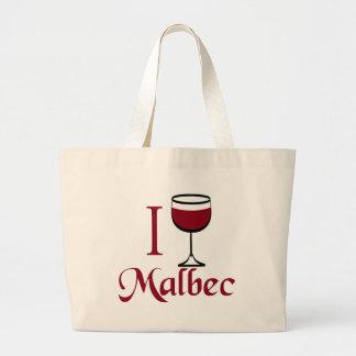 Malbec Wine Tote Bag