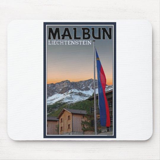 Malbun Flags Mouse Pad