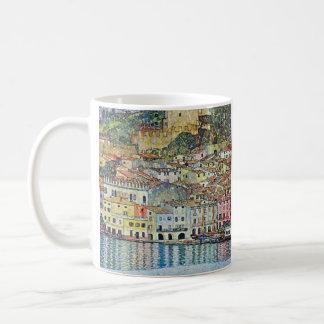 Malcena at the Gardasee by Gustav Klimt Coffee Mug