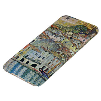 Malcesine on Lake Garda By Klimt, Art Nouveau Barely There iPhone 6 Plus Case