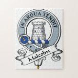Malcolm Clan Badge (MacCullum) Puzzles