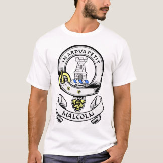 MALCOLM Coat of Arms T-Shirt