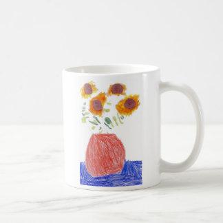 Malcolm Lange Classic White Coffee Mug