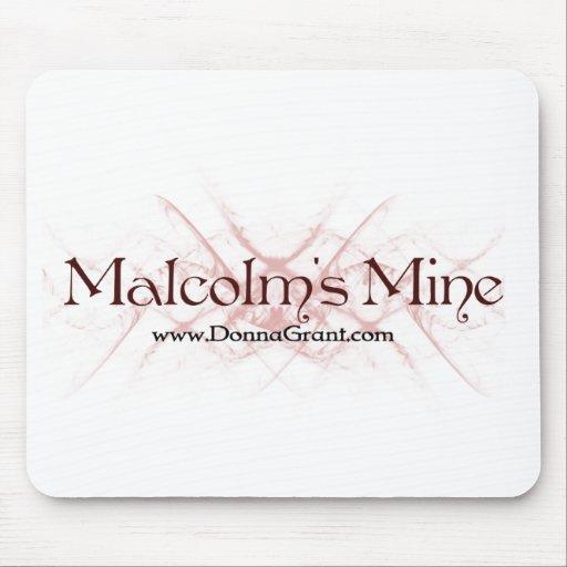 Malcolm Tapete De Raton