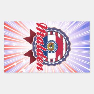 Malden MO Sticker