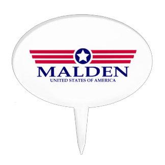 Malden Pride Cake Picks