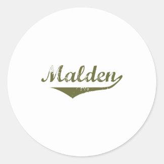 Malden Revolution t shirts Stickers