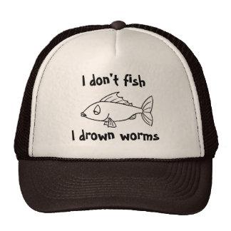 Maldición de Fishermans Gorro De Camionero