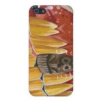 """""""Maldición del diente de Tiki """" iPhone 5 Carcasas"""