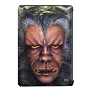 Maldición del hombre lobo fundas de iPad mini retina