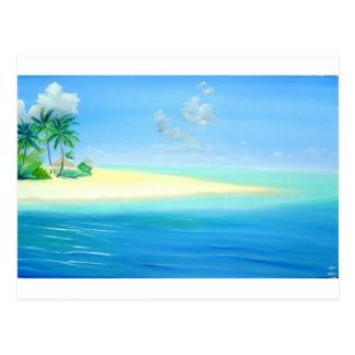 Maldiv Postcard
