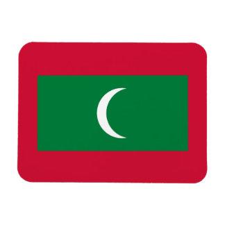 Maldivan Flag Magnet