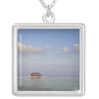Maldivas, atolón de Meemu, isla de Medhufushi, luj Colgante Personalizado