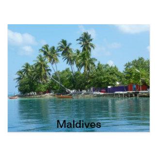 Maldivas Postales