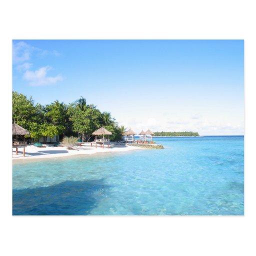 Maldivas Tarjetas Postales