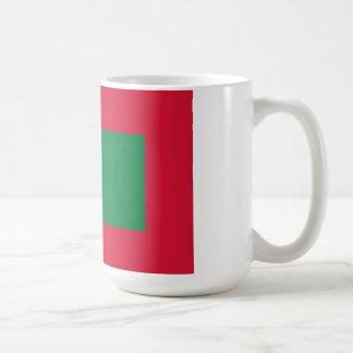 Maldivas Taza Clásica