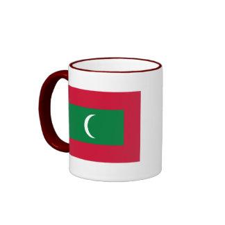 Maldivas Taza De Dos Colores