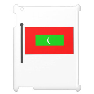 Maldive Islands Flag iPad Cases