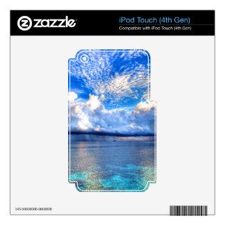 MALDIVES 1 iPod TOUCH 4G SKINS