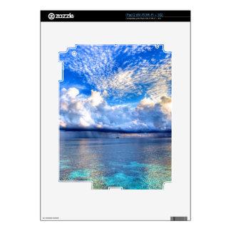 MALDIVES 1 SKIN FOR THE iPad 2